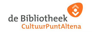 Logo De Bibliotheek CultuurPuntAltena